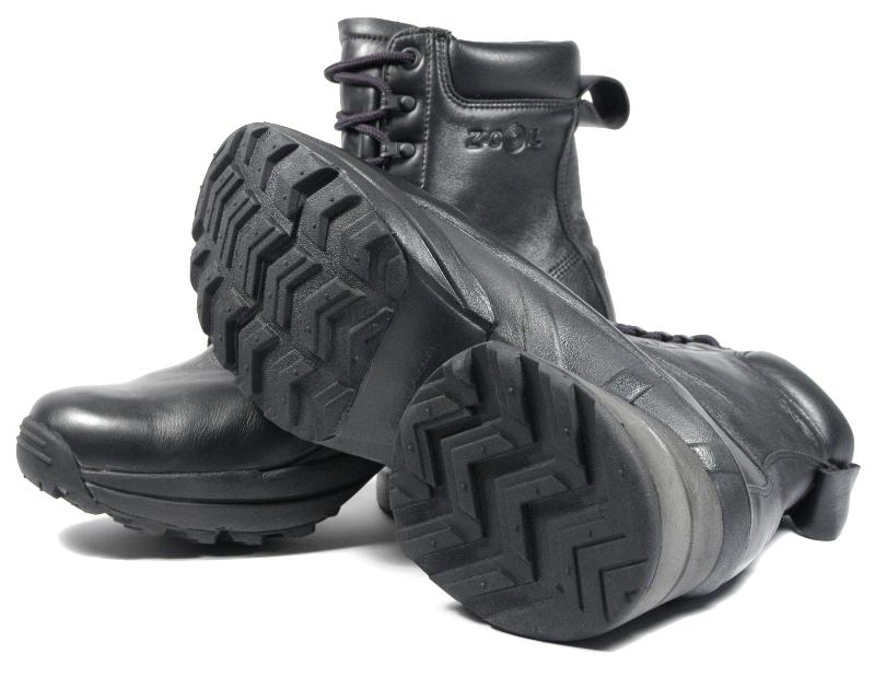 Z-Duty boots from Z-CoiL