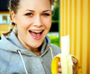 Bananas make a healthy post-exercise snack