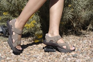 Sidewinder sandals from Z-CoiL