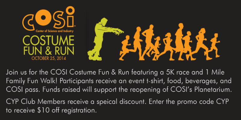 COSI Costume Fun & Rn