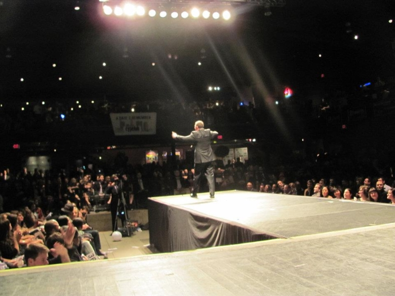 Stage Shot