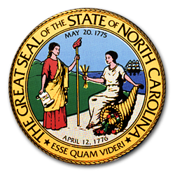 State of NC Seal
