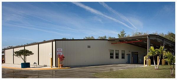 KSC Commissary Warehouse