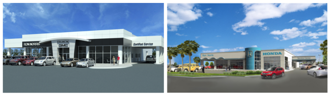Project Architectural Renderings