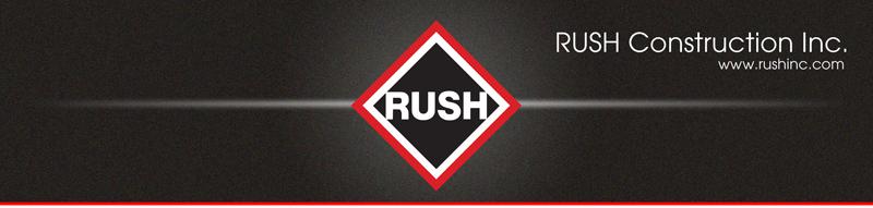 RUSH Construction Inc Header