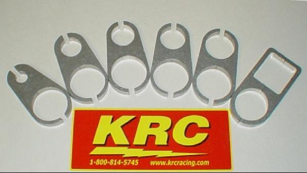KRC Fuel Filter Brackets