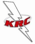 KRC Lightening Bolt Logo