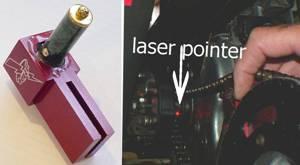 KRC Sprocket Alignment Laser