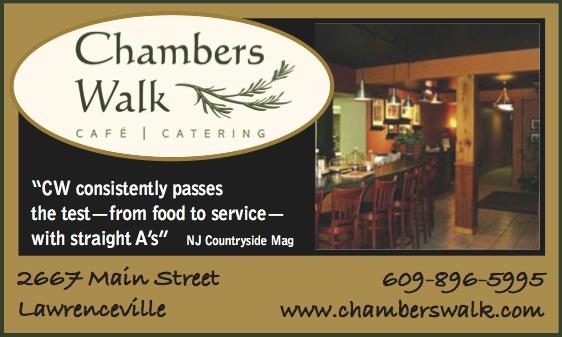 Chambers walk