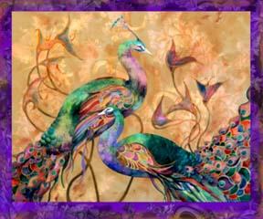 haveli peacock