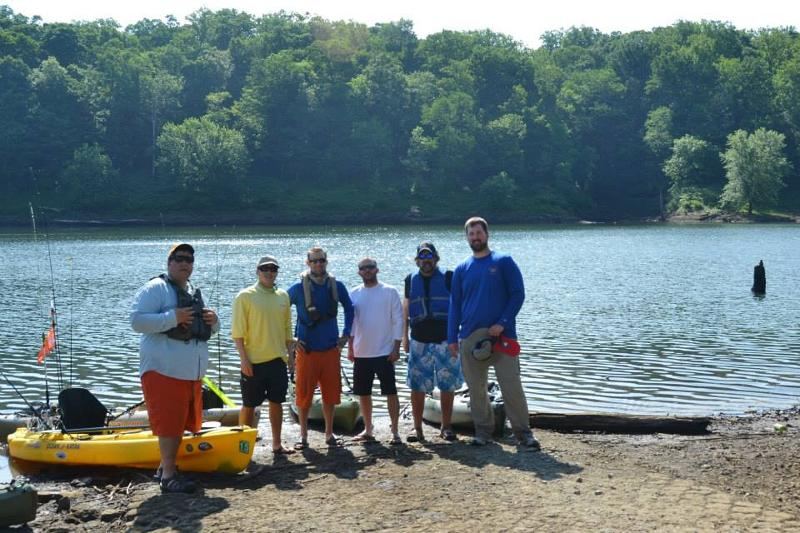 Western PA group 6/1/13 first event