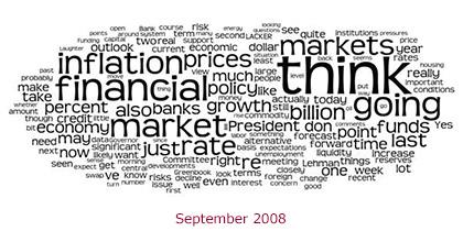 wordle - september 2008
