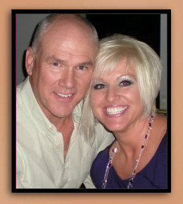Barb & Todd Huffman, Owners of SMMCosmetics.com