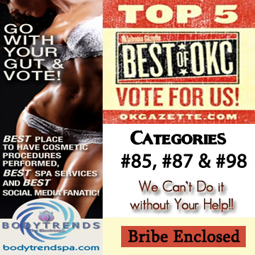 BodyTrends OK  Gazette Best of OKC 2010