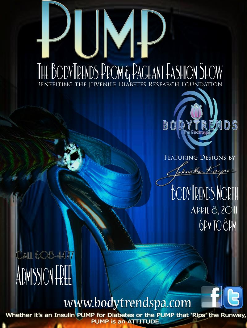PUMP, The BodyTrends/Johnathan Kayne Fashion Event