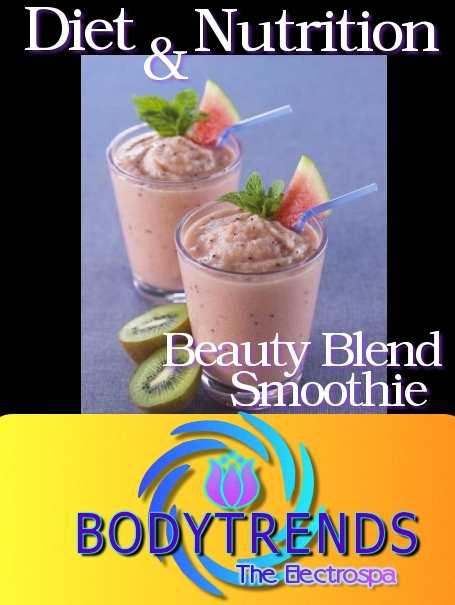 Smoothie Recipe for Beautiful Skin/BodyTrends