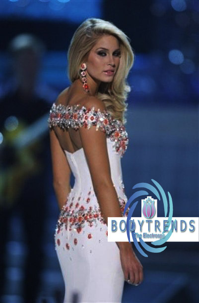 BodyTrends Client  Morgan Woolard Miss Oklahoma USA at the Miss USA Pageant
