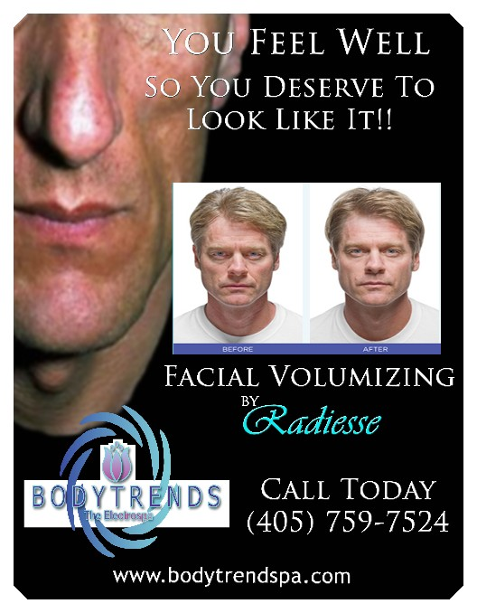 Radiesse Facial Volumizing at BodyTrends