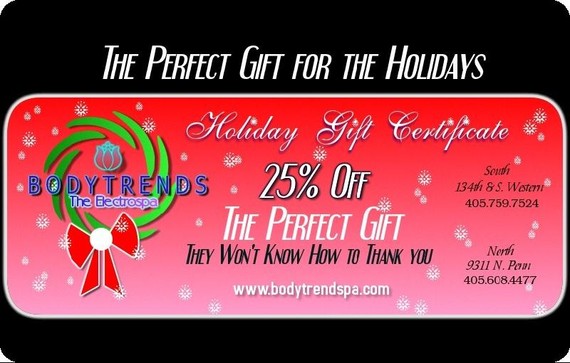 Gift Certificate 25%