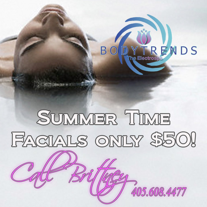 OKC Facials by  Brittney at BodyTrends