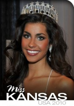 Bethany  Gerber Miss Kansas USA