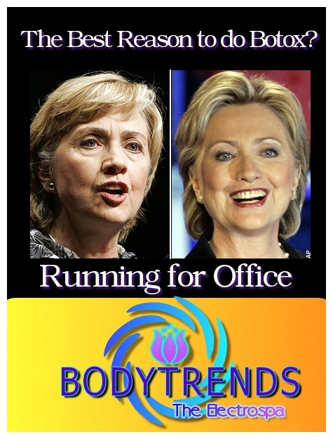 Hillary Clinton- Botox?/BodyTrends