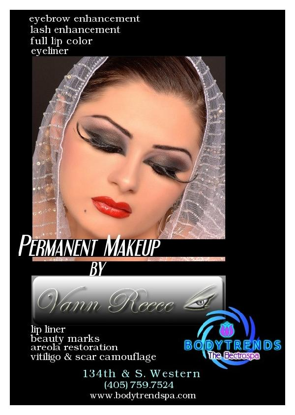 Permanent Makeup by Vann Reece?BodyTrends