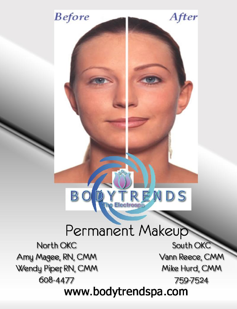 Permanent  Makeup at BodyTrends