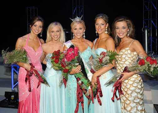 Top 5 Miss Oklahoma 2009