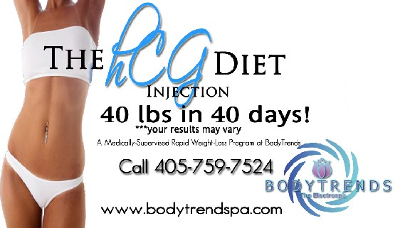 HCG Diet Coupon in OKC at BodyTrends