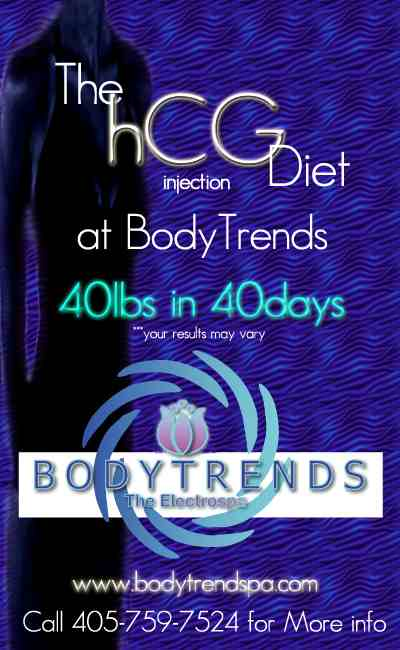 HCG Diet in OKC at BodyTrends