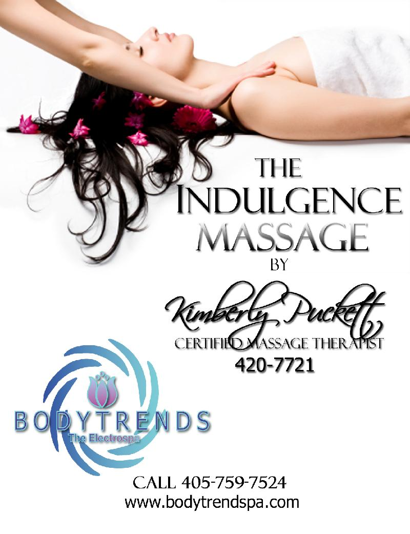 Massage by Kimberly Puckett at BodyTrends OKC