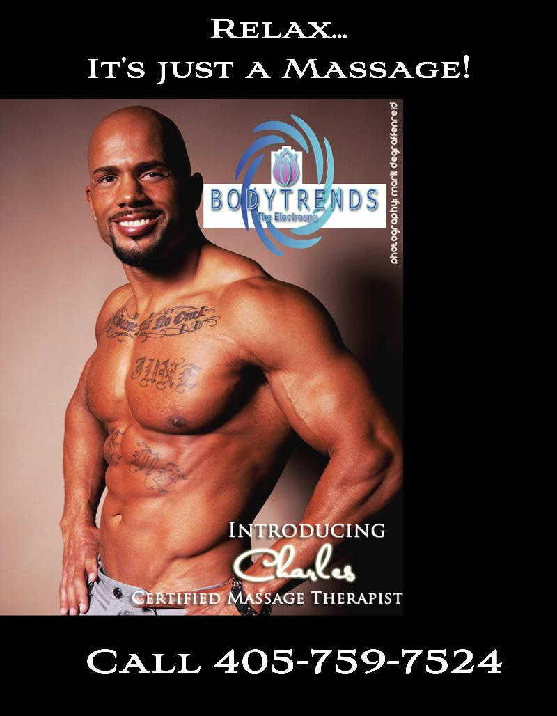 Charles  Williams Massage Therapist at BodyTrends