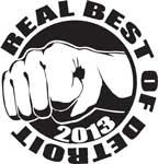 Real Best of Detroit logo 2013