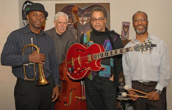 Spencer Barefield Quartet