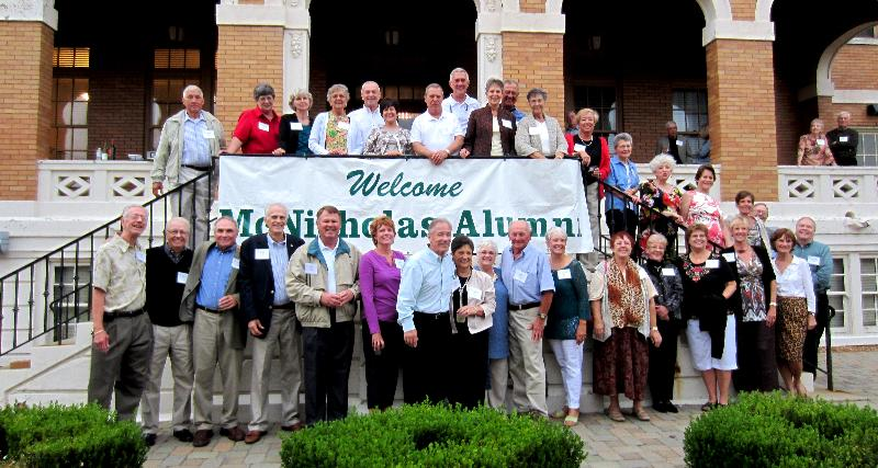 1962 Class Reunion Sept 2012