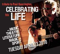 Paul Quarrington Tribute
