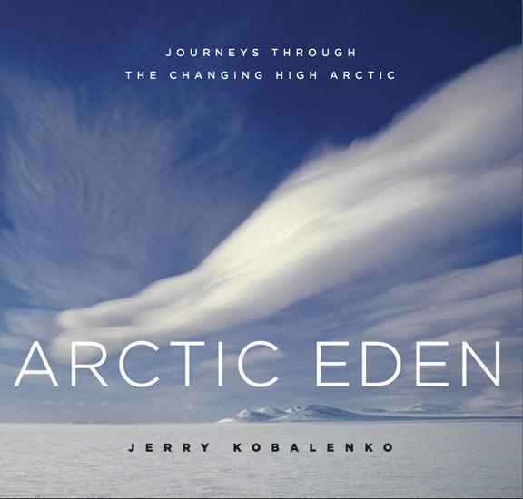 Arctic Eden Cover