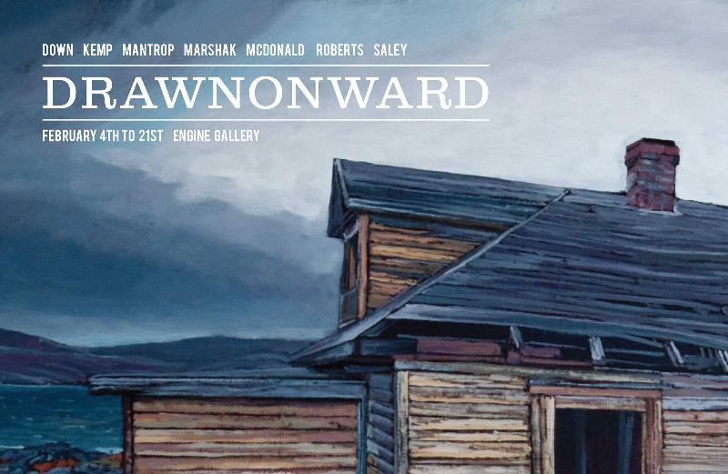 Drawnonward Invite