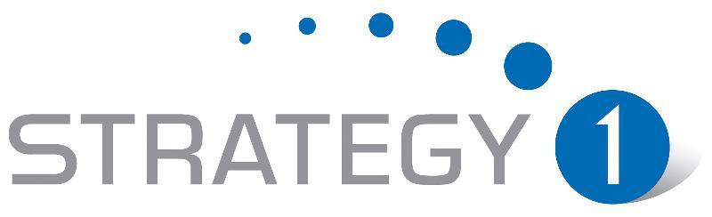 Strategy1 logo