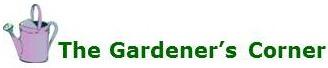 The Gardener's Corner