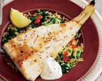 Morrocan Spiced Cod