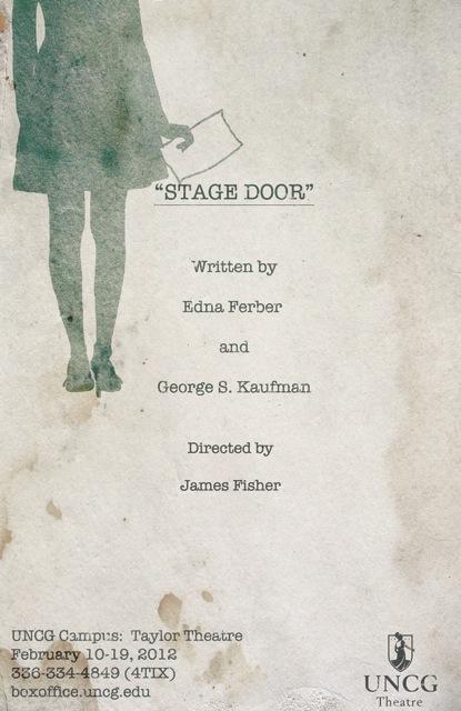 Stage Door poster