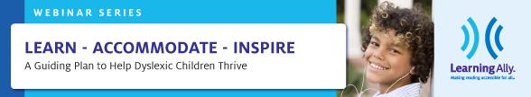 Webinar: Learn, Accommodate, Inspire