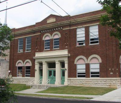 St. Clare School building
