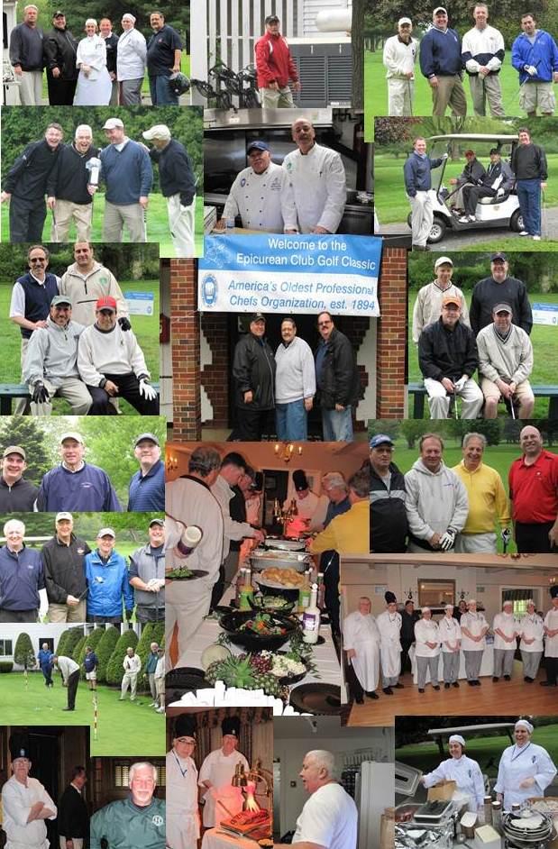 2011 Golf Collage