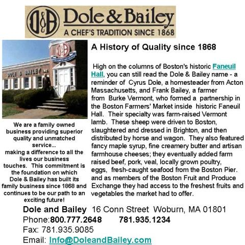 Dole and Bailey Collage