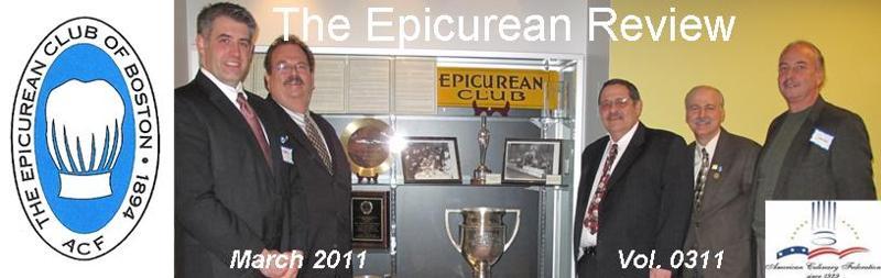 2011 March Newsletter Header