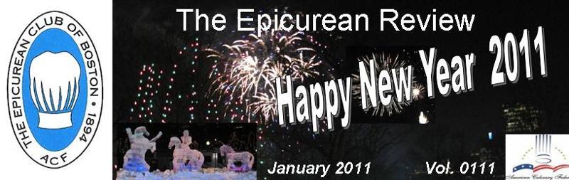 2011 january Newsletter Header