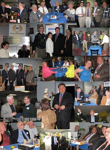 May Meeting Collage